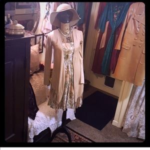 Vintage 70s Sun Dress